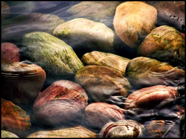 pebblesinwater