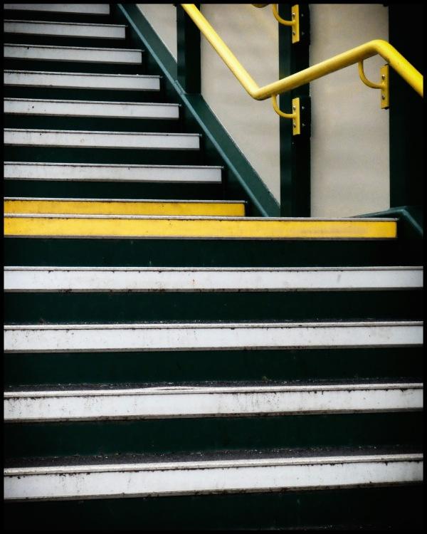 Station steps 2